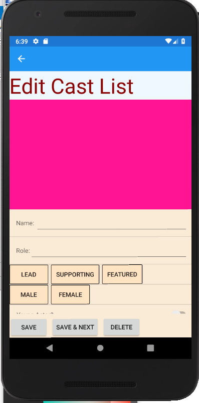 Simplify Data Entry in Xamarin Forms with MappedButton
